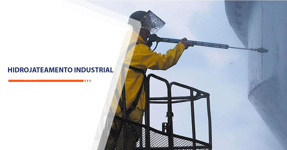 Hidrojateamento Industrial Sorocaba