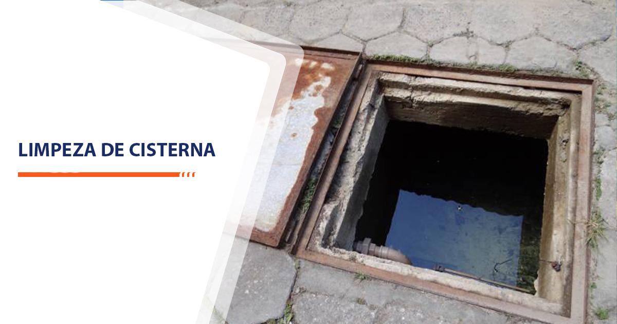 Limpeza de Cisterna Sorocaba